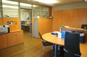 Vista interna degli uffici